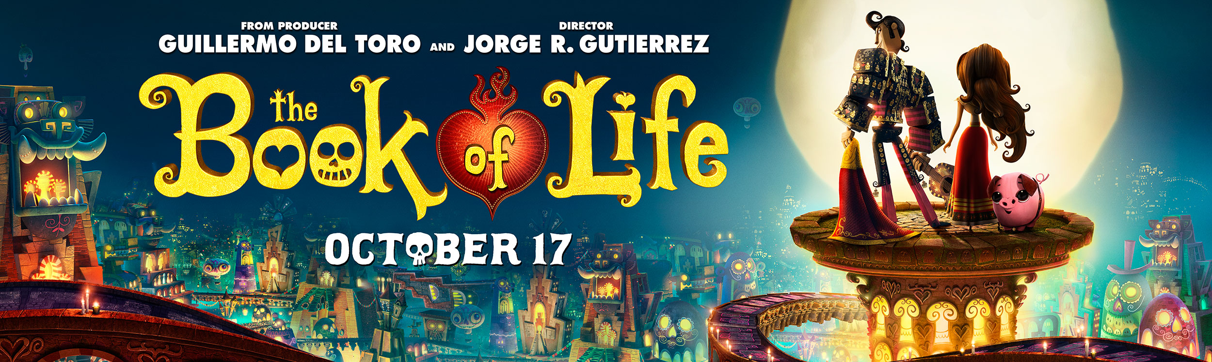 The Book of Life Billboard