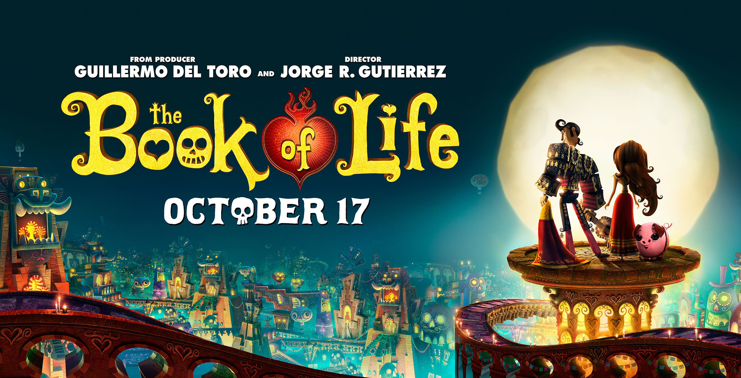 Book of Life Slide