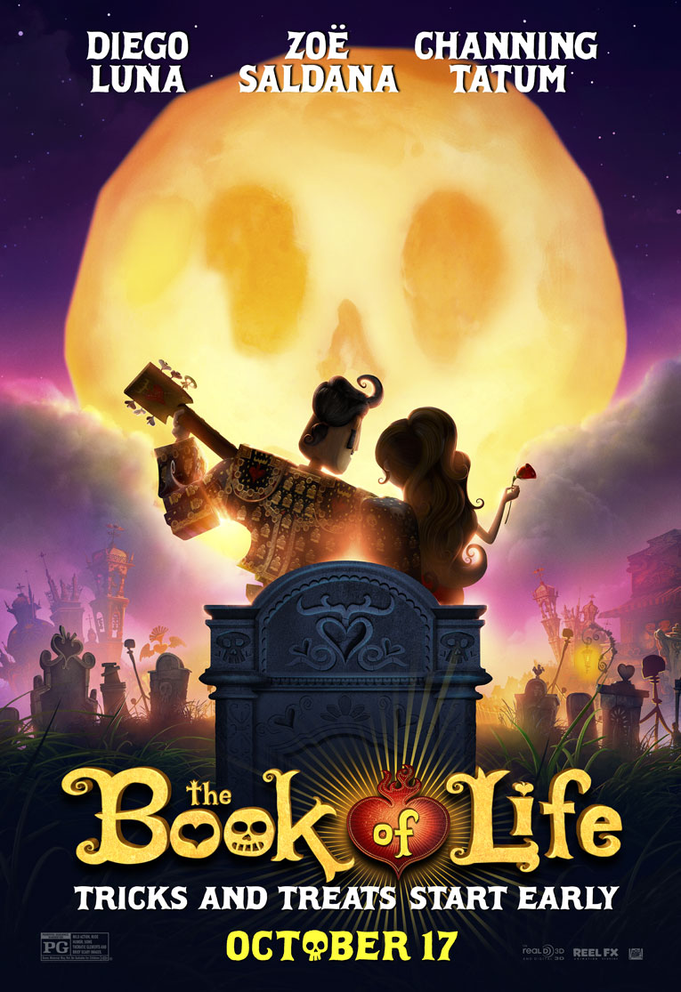 The Book of Life | One Sheet