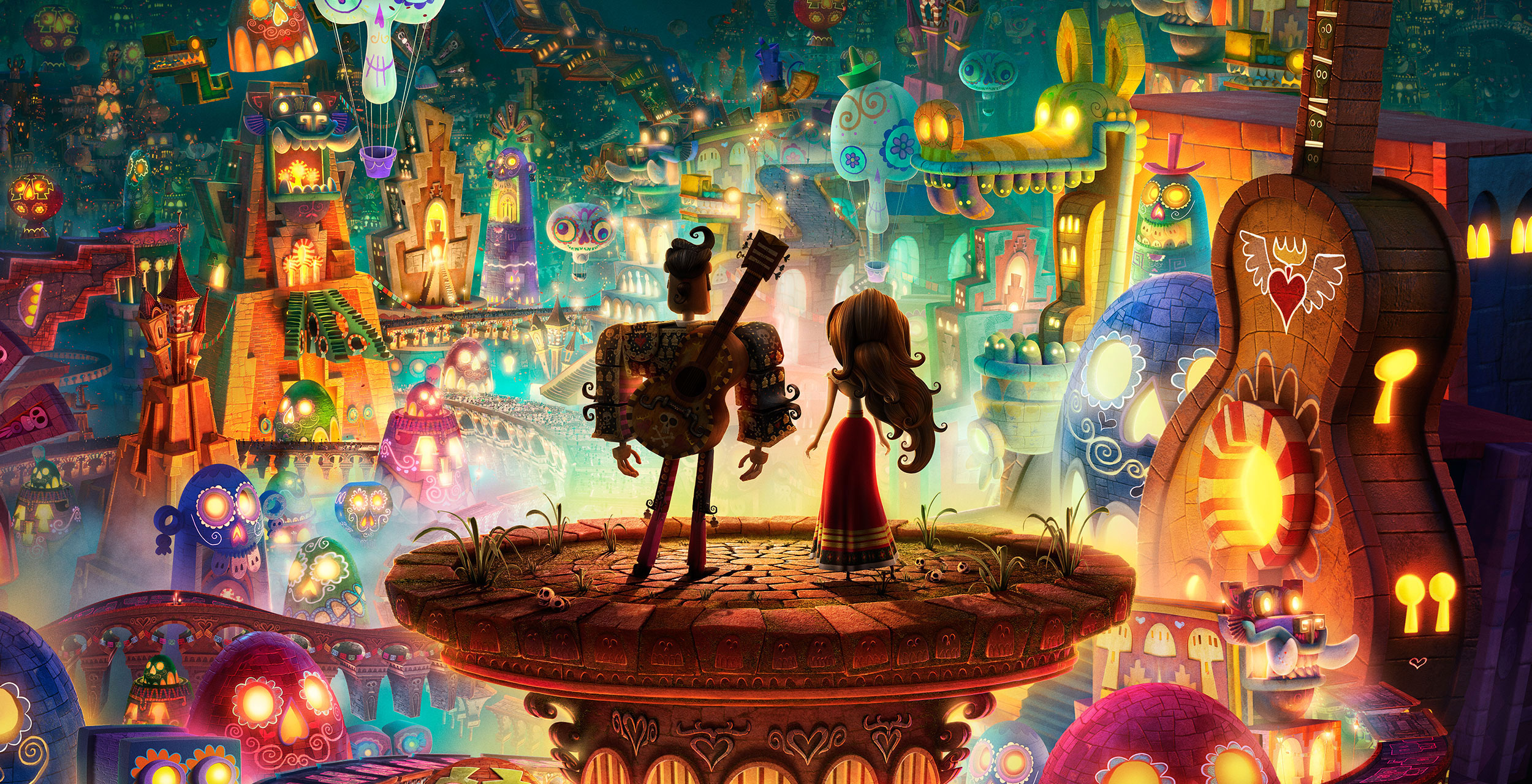 The Book of Life Teaser Header IMG