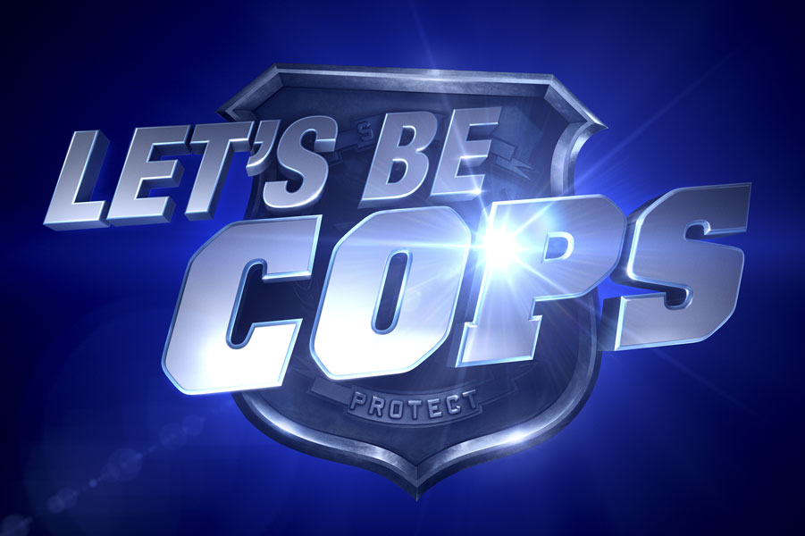 Let's be Cops | Logo