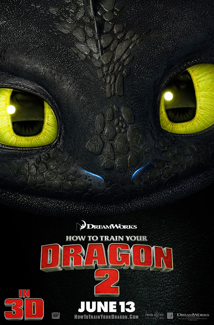 How To Train Your Dragon 2 | Bus Shelter