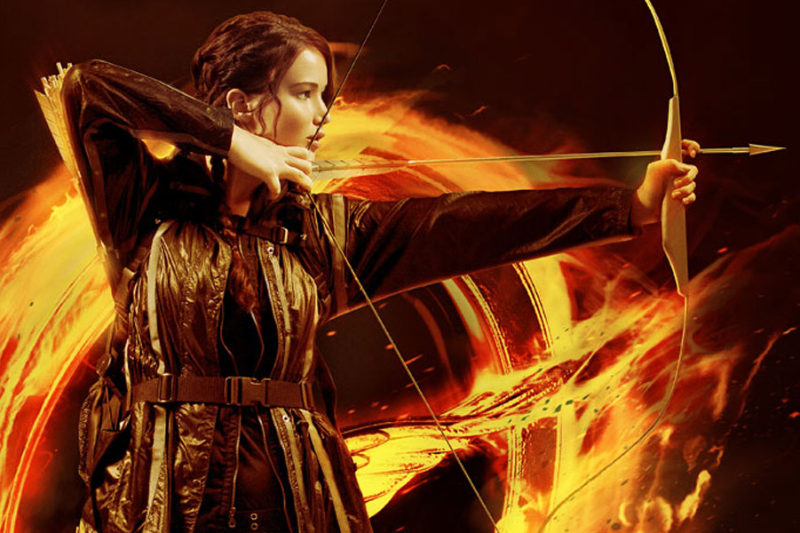 Hunger Games | Finishing and Illustration
