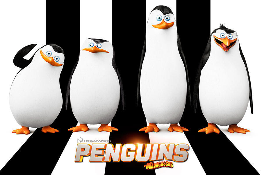 Penguins of Madagascar Project