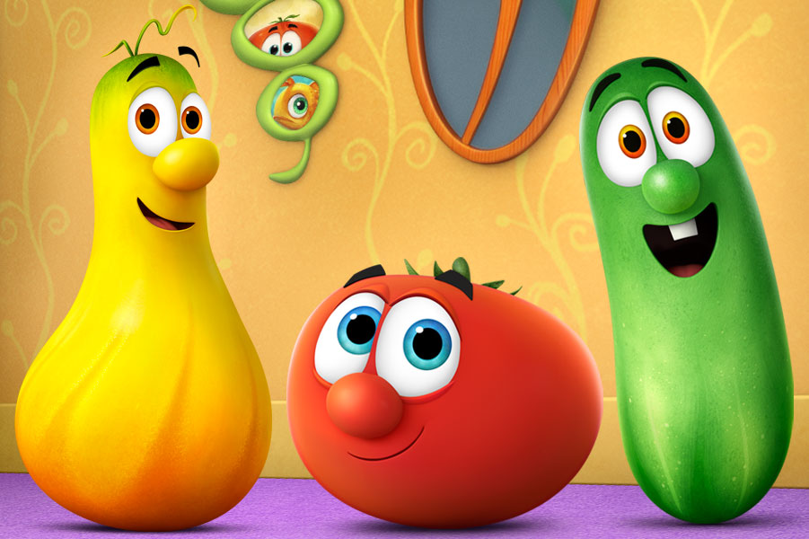 Veggie Tales Project