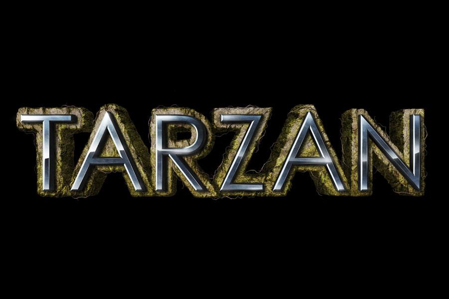 Tarzan | Logo