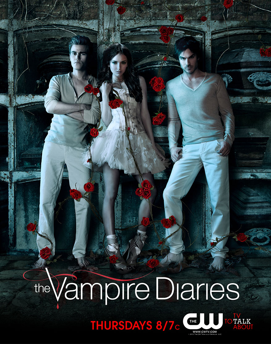 Vampire Diaries | Key Art