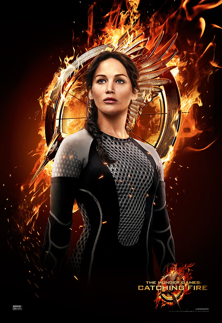 The Hunger Games | One Sheet