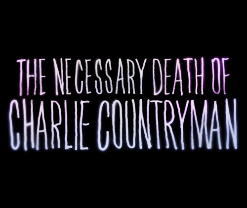 The Necessary Death of Charlie Countryman | Logo
