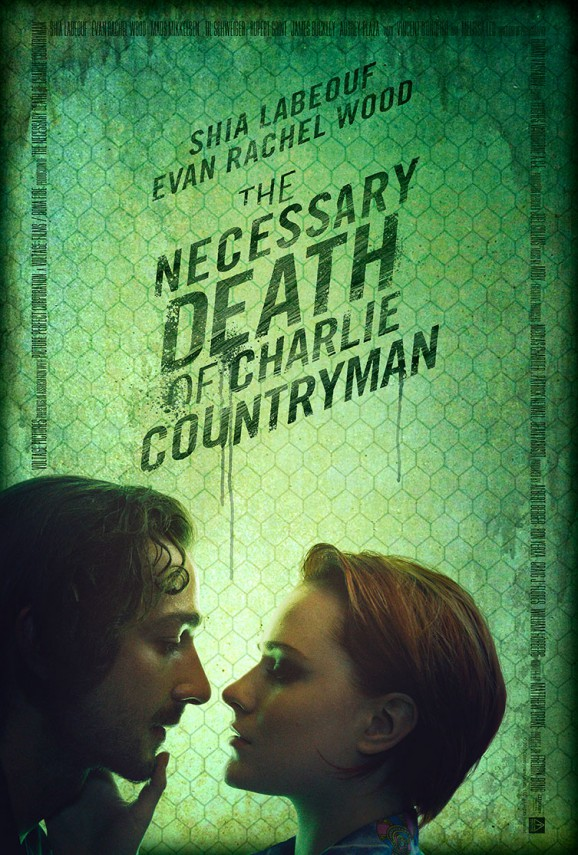 The Necessary Death of Charlie Countryman | One Sheet