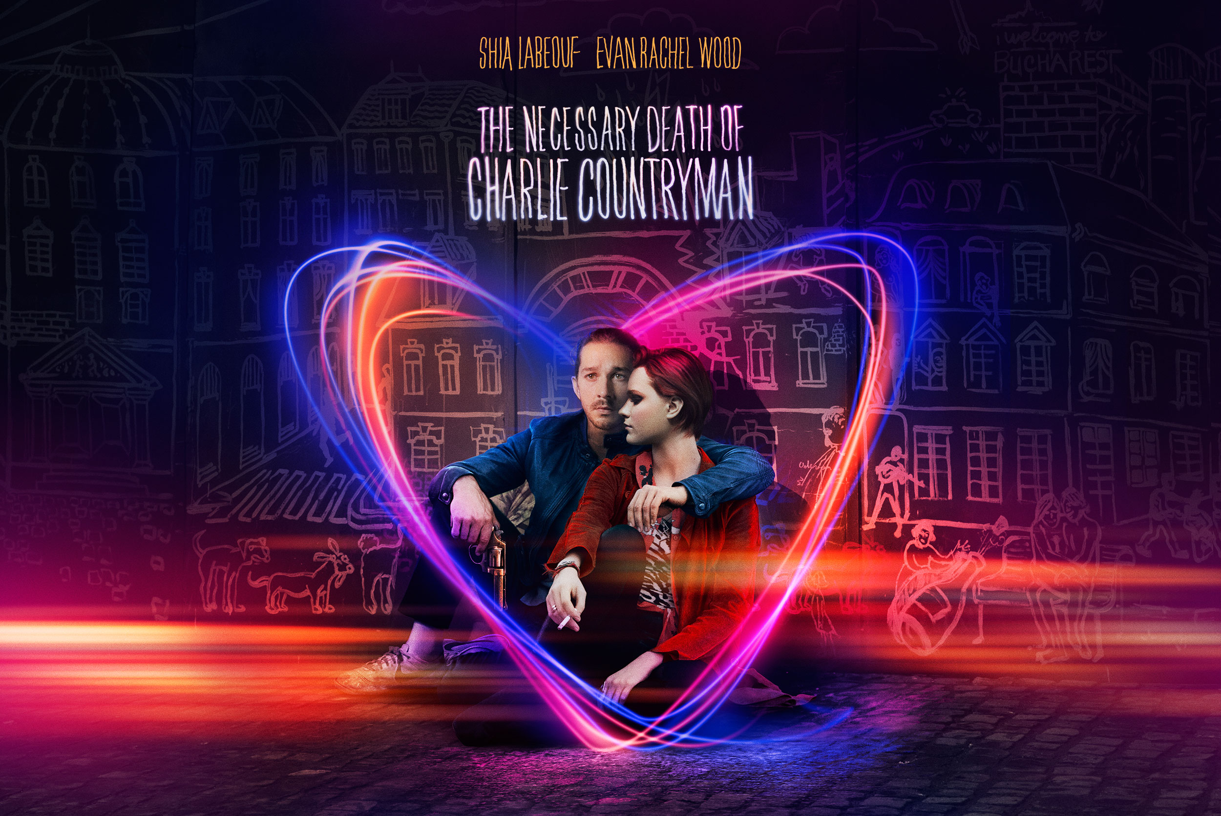 The Necessary Death of Charlie Countryman Header IMG