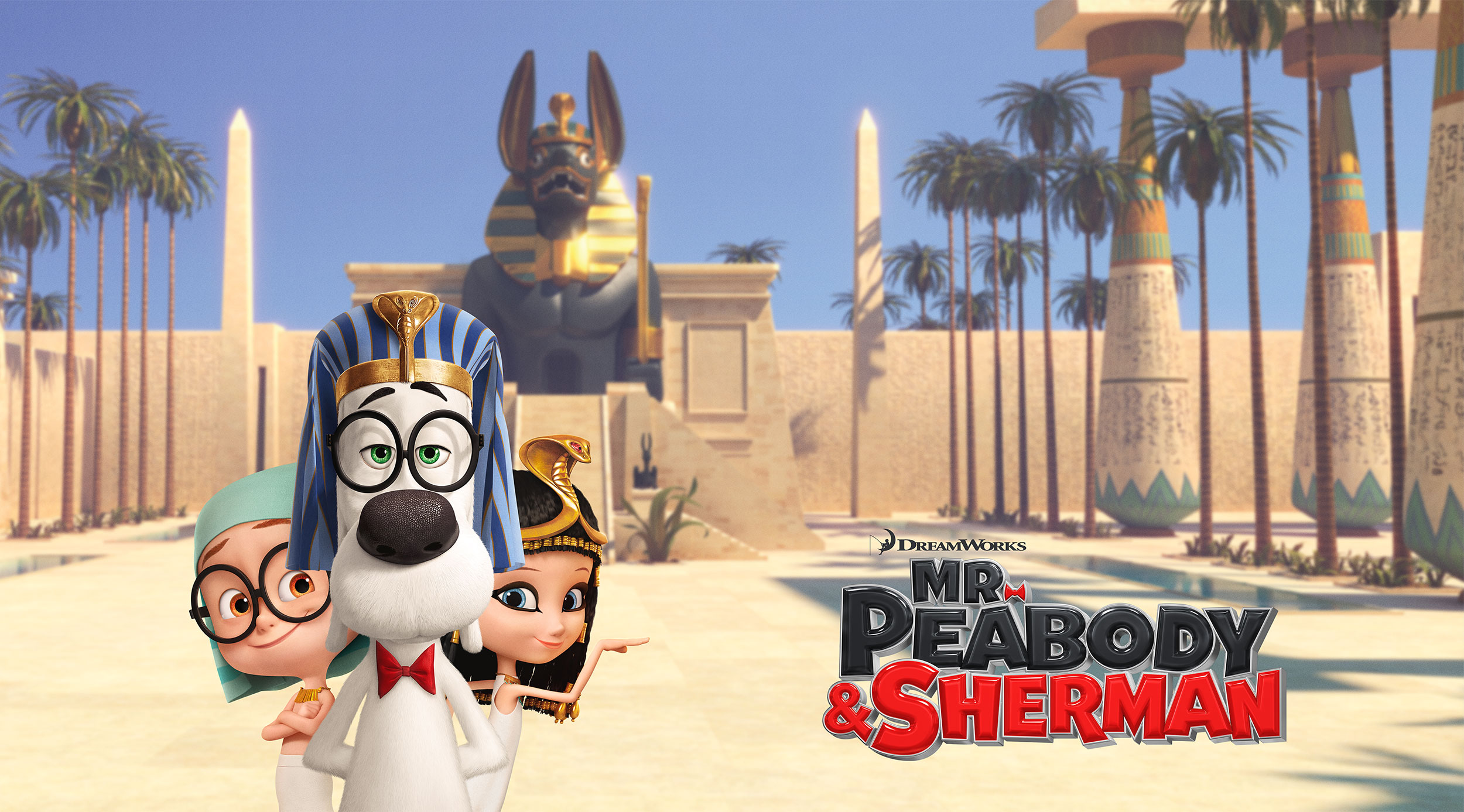 Mr. Peabody & Sherman | Egypt