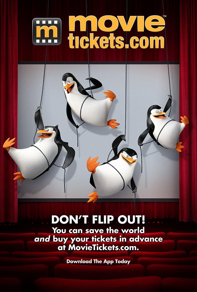 Penguins of Madagascar   MovieTickets.com