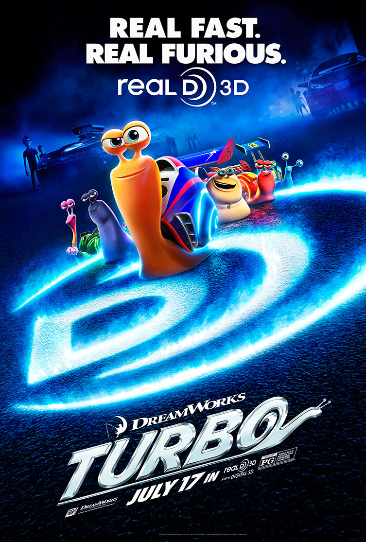 Turbo | One Sheet