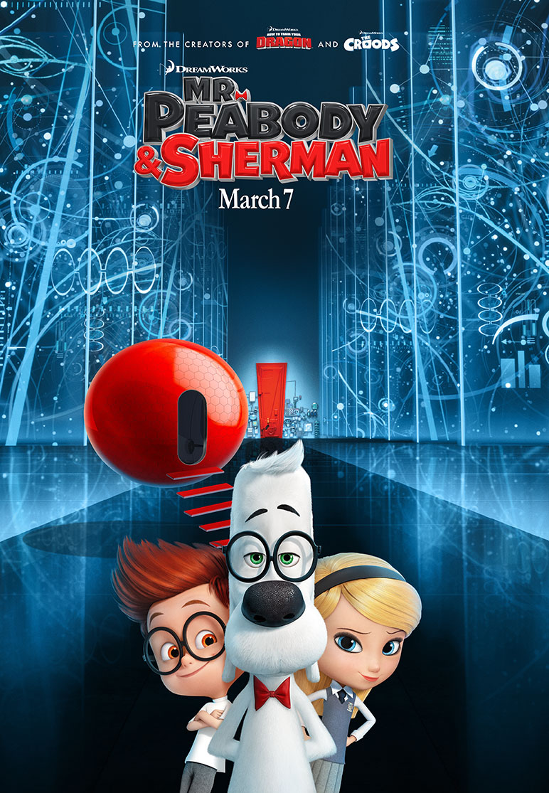 Mr. Peabody & Sherman | Concession