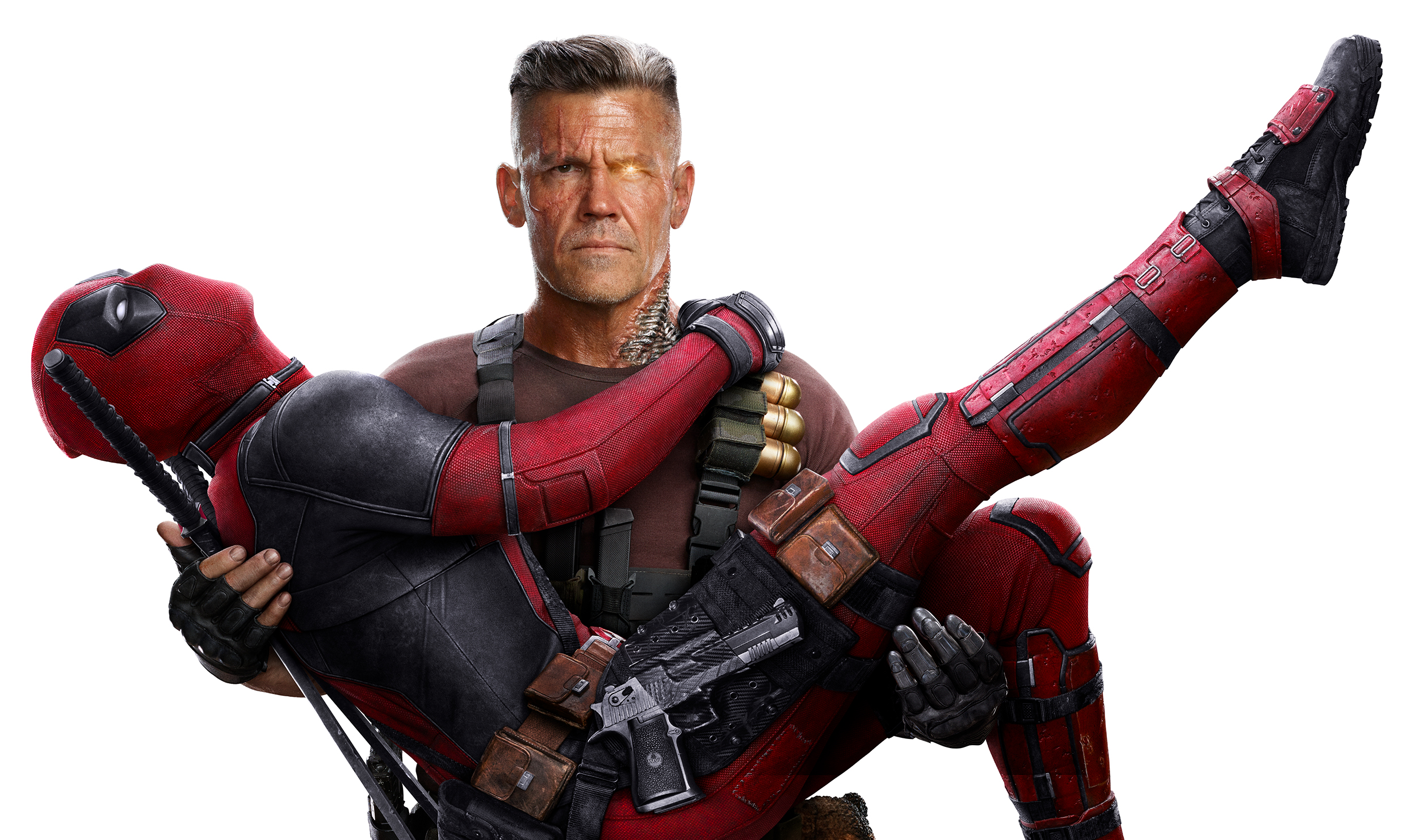 Deadpool 2 | International Outdoor Concept, Finishing & Illustration