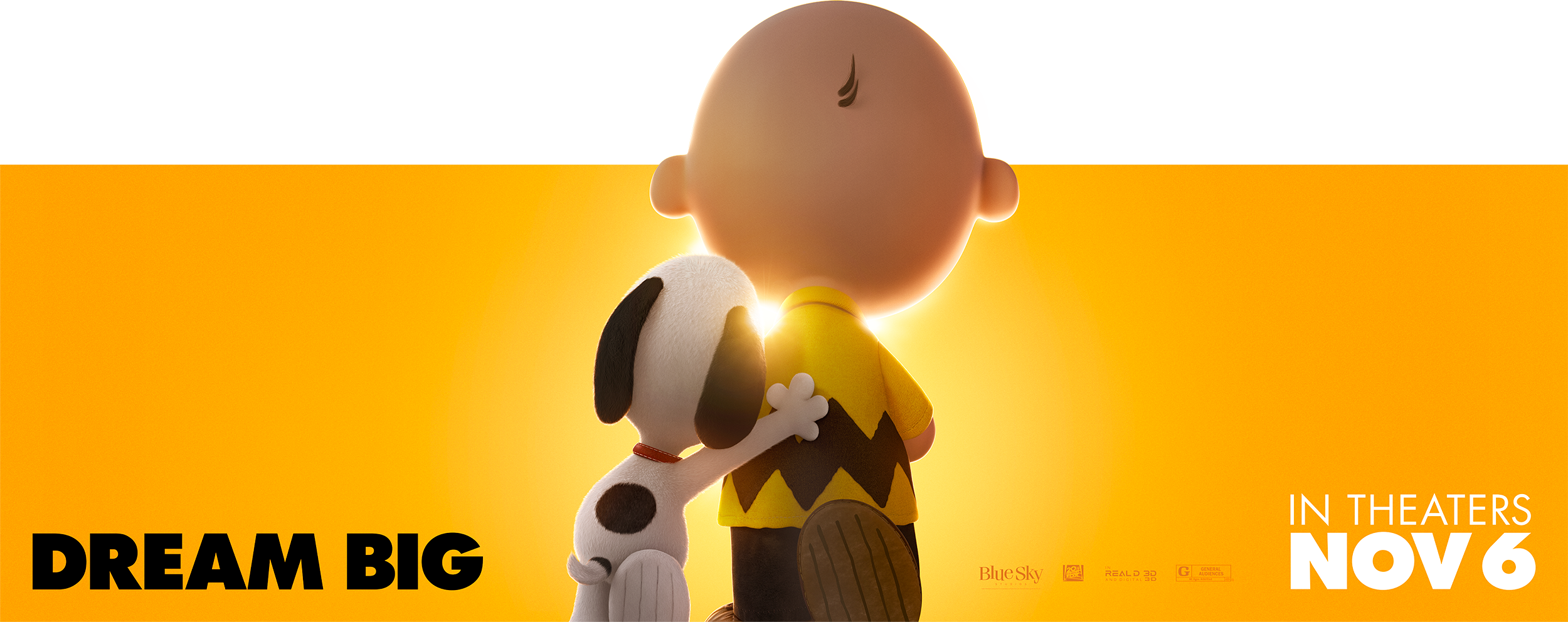 The Peanuts Movie | Billboard Finishing & Illustration