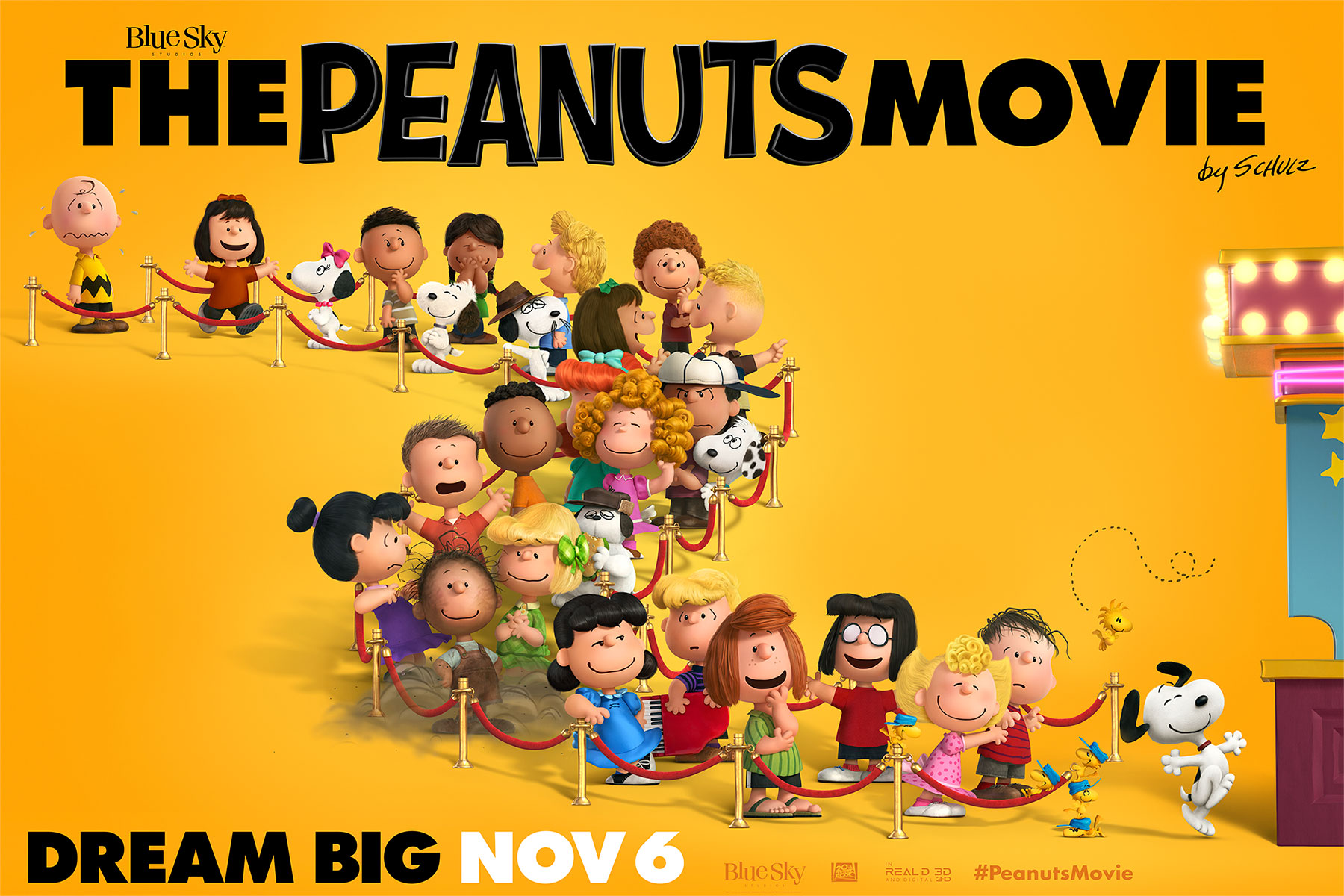 The Peanuts Movie | Banner