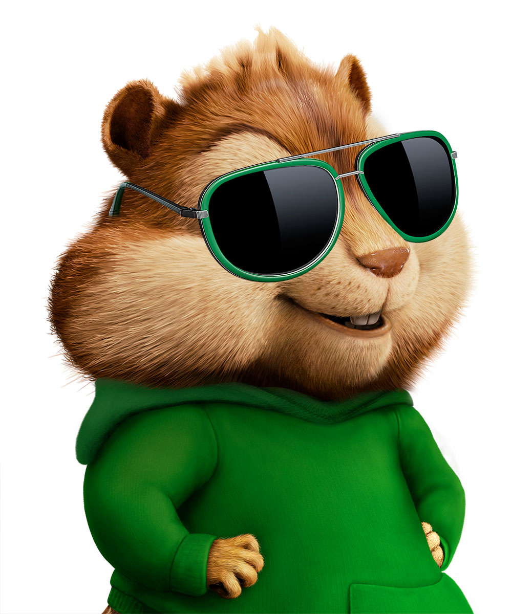 Alvin and the Chipmunks: The Road Chip | Theodore Finish Before