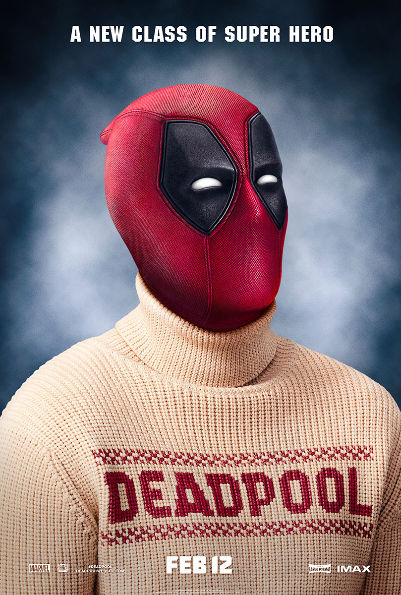 Deadpool | One-Sheet Finishing & Illustration