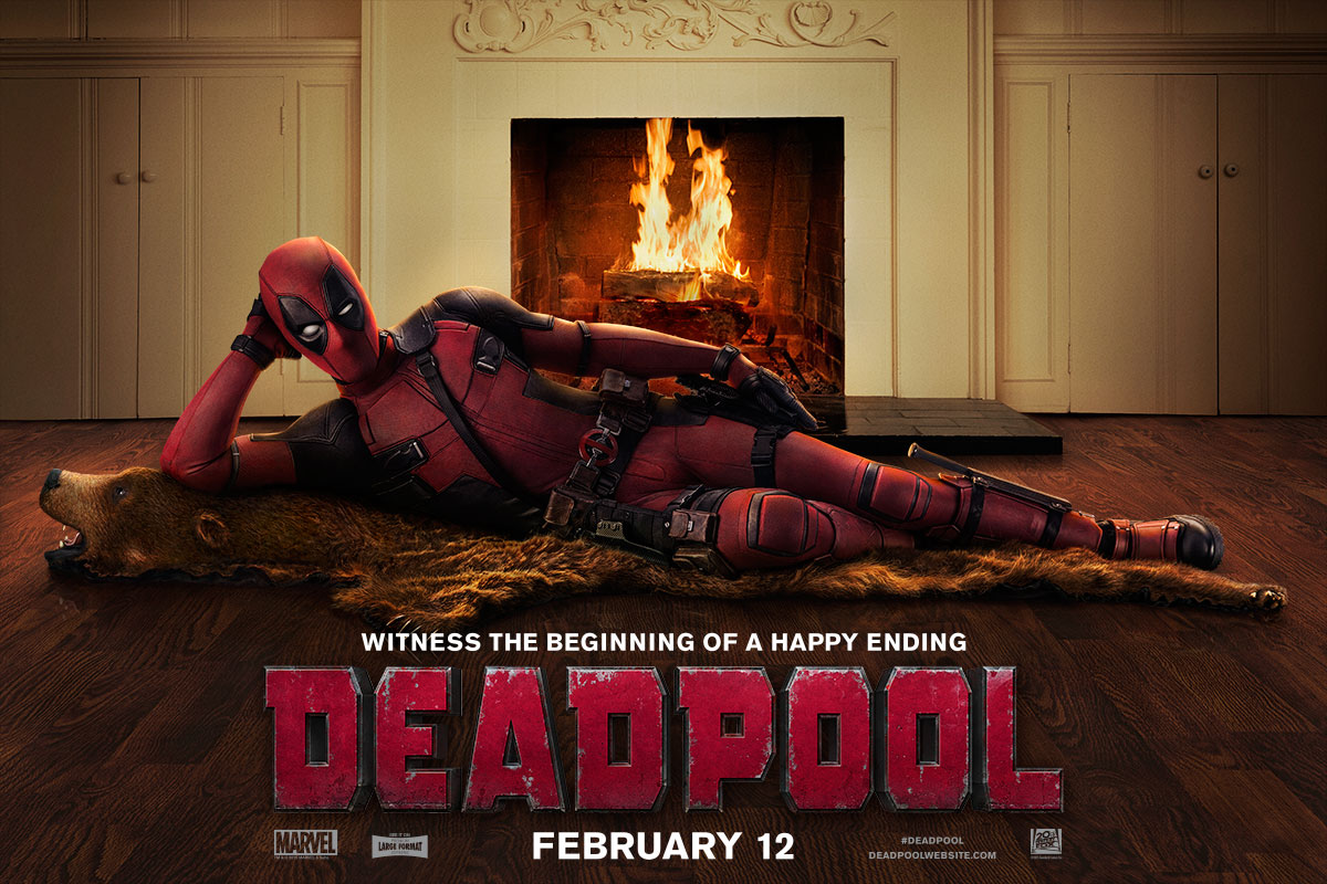 Deadpool | Banner Finishing