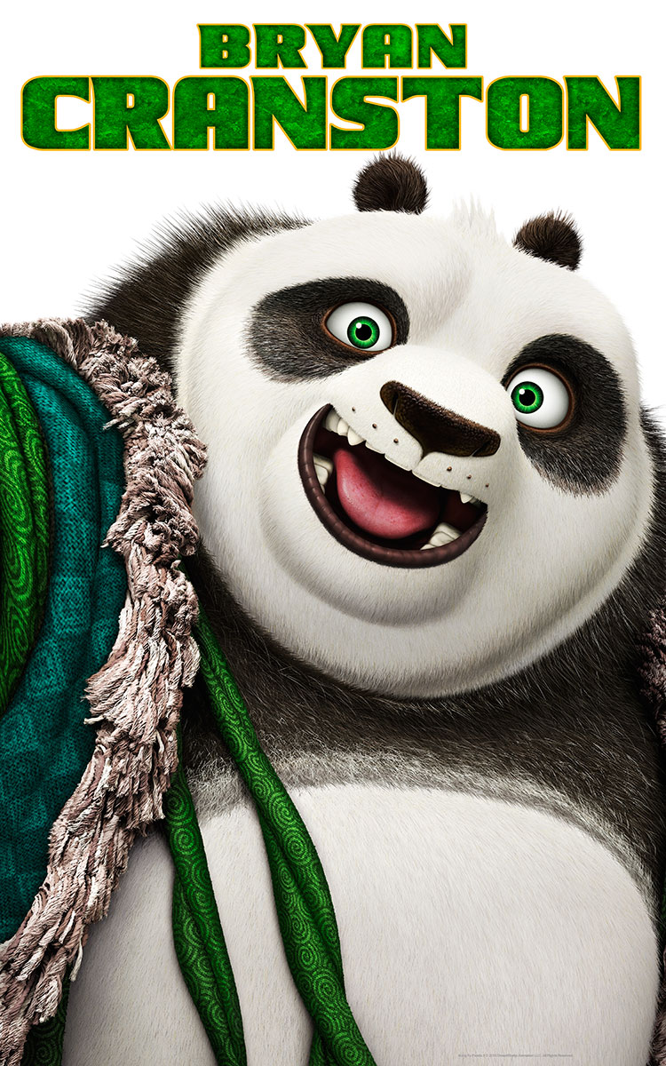 Kung Fu Panda 3 | Character Banner Finishing & Illustration