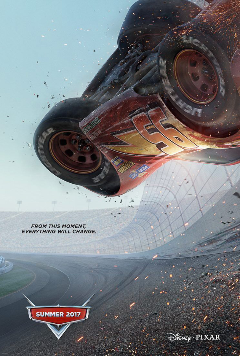 Cars 3 | Teaser Concept & Illustration