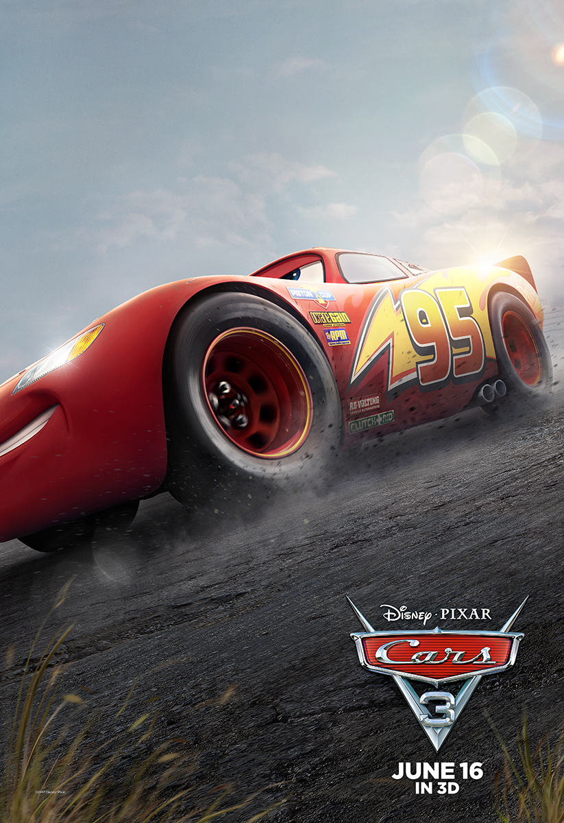 Cars 3 | McQueen Bus Shelter Concept, Finishing & Illustration