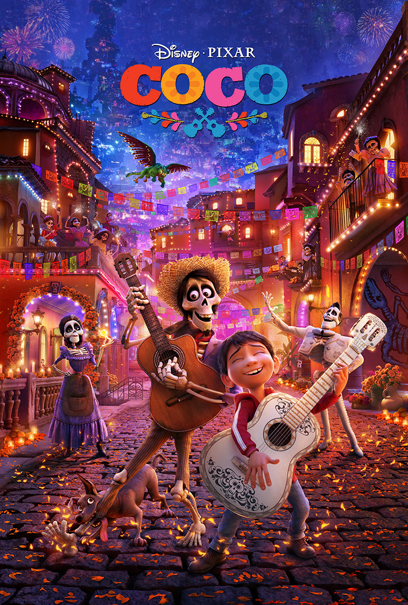 COCO | International 1Sheet Concept, Finishing & Illustration