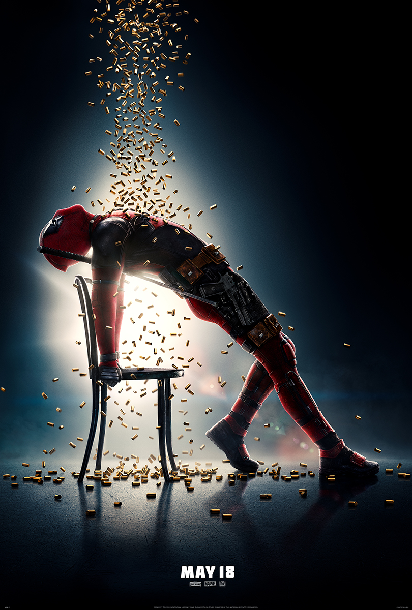 Deadpool 2 | Flashdance Concept, Finishing & Illustration