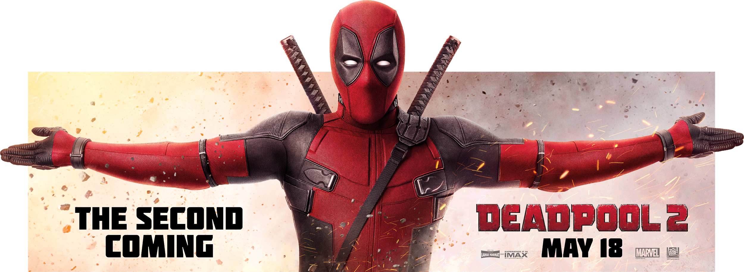 Deadpool 2 | DP BB Concept, Finishing & Illustration