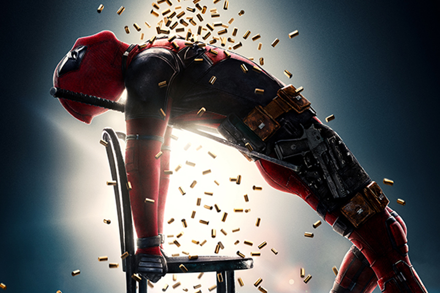 Deadpool 2 Project