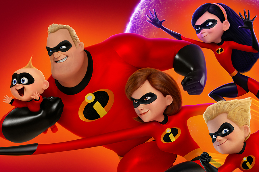 Incredibles 2 Project