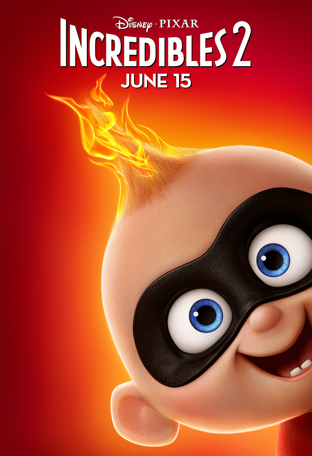 Incredibles 2 | Jack Jack Bus Shelter Concept, Finishing & Illustration