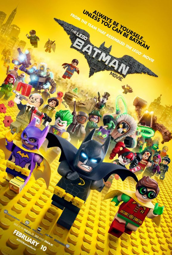 The Lego Batman Movie | Payoff Concept & Illustration