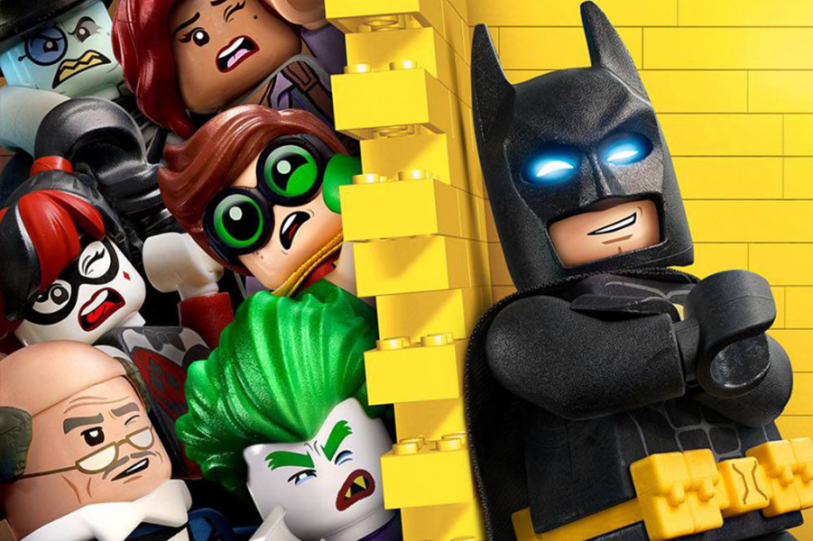 The Lego Batman Movie Project