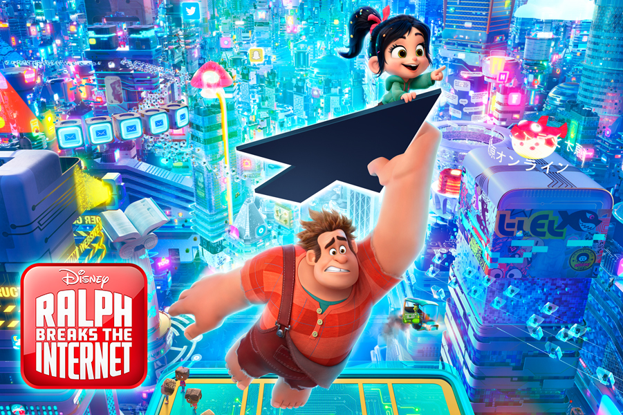 Ralph Breaks the Internet Project