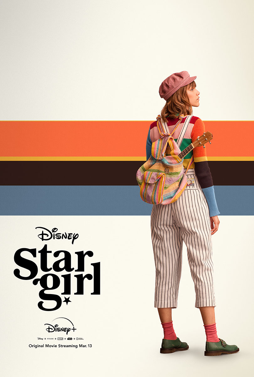 Stargirl | Disney+ Finishing & Illustration