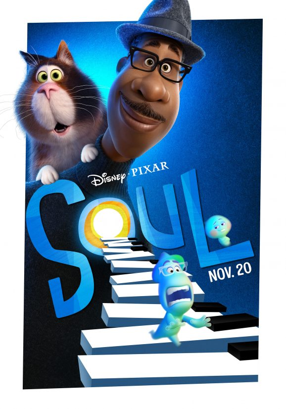 Soul | International Poster Finishing & Illustration