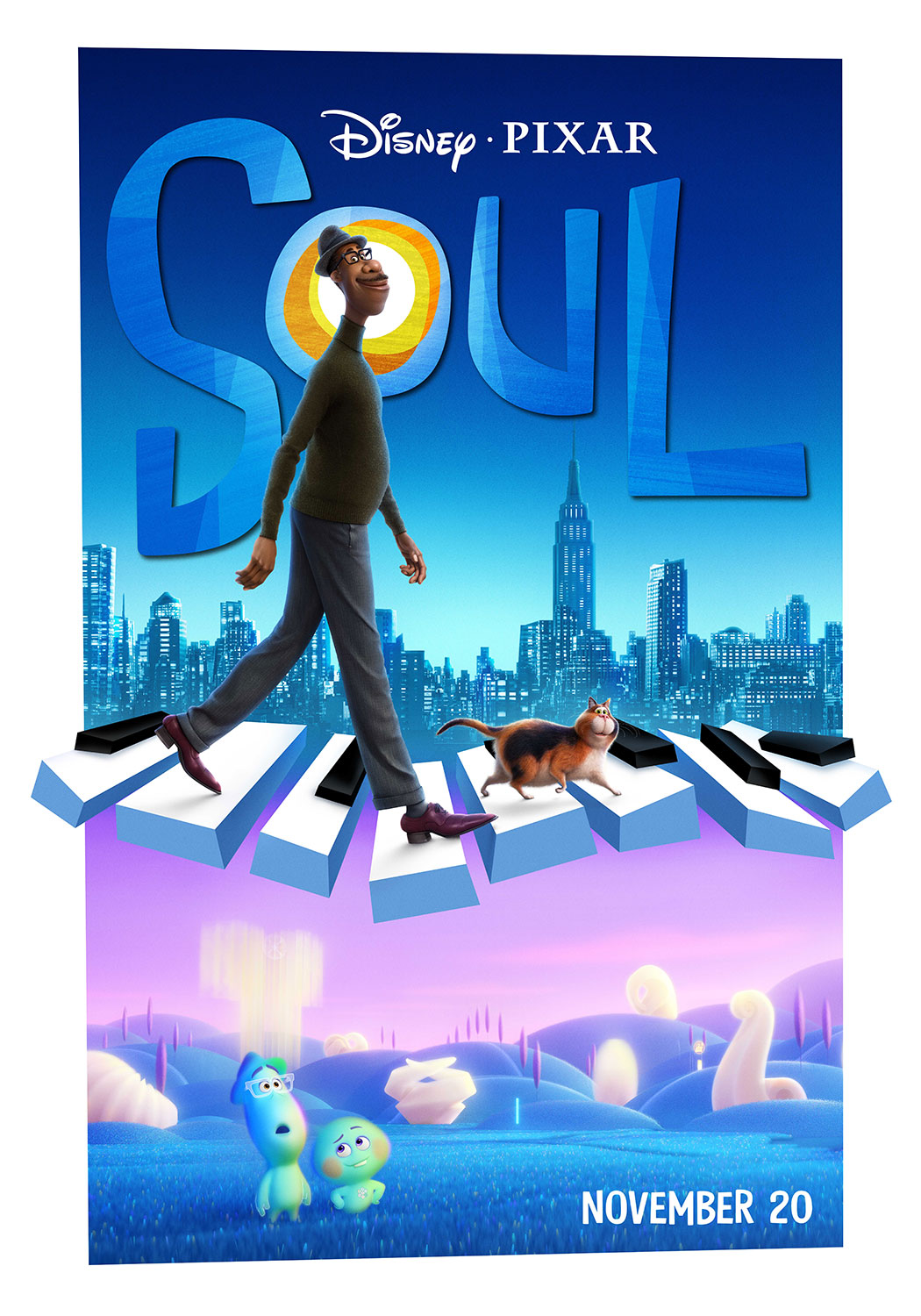 Soul | International Poster Finishing & Illustration