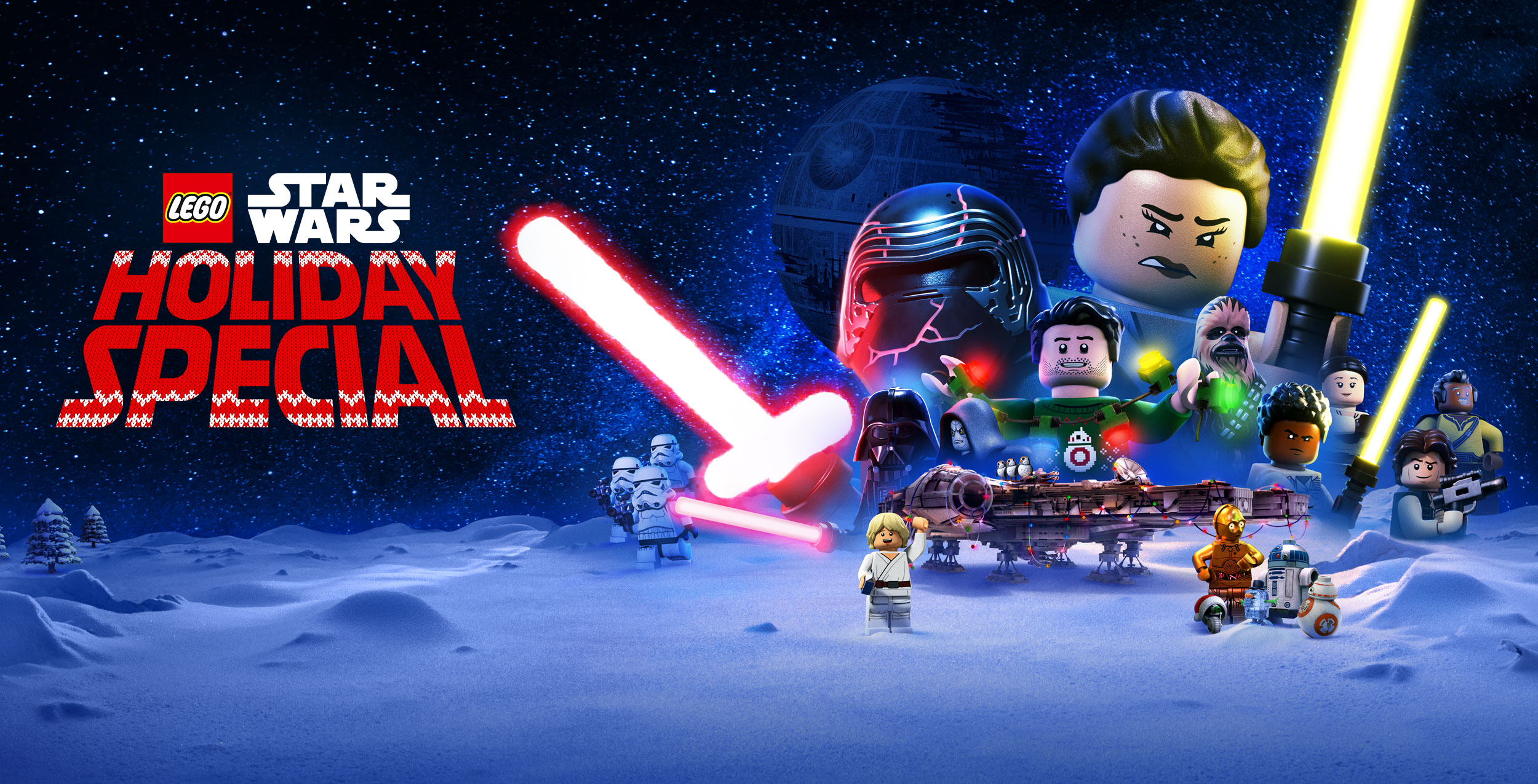 The Lego Star Wars Holiday Special Project