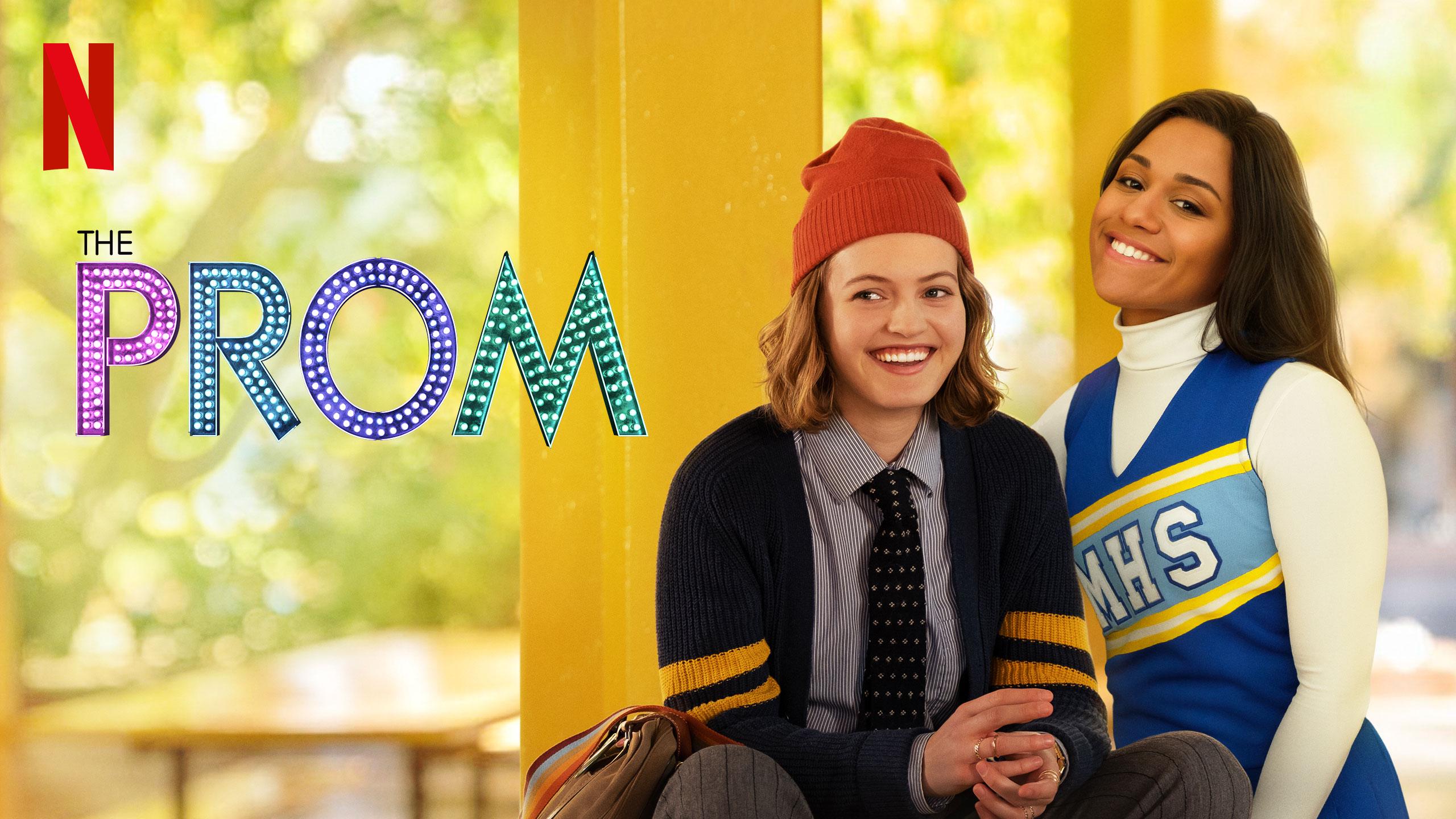 The Prom | Netflix DA Concept, Finishing & Illustration