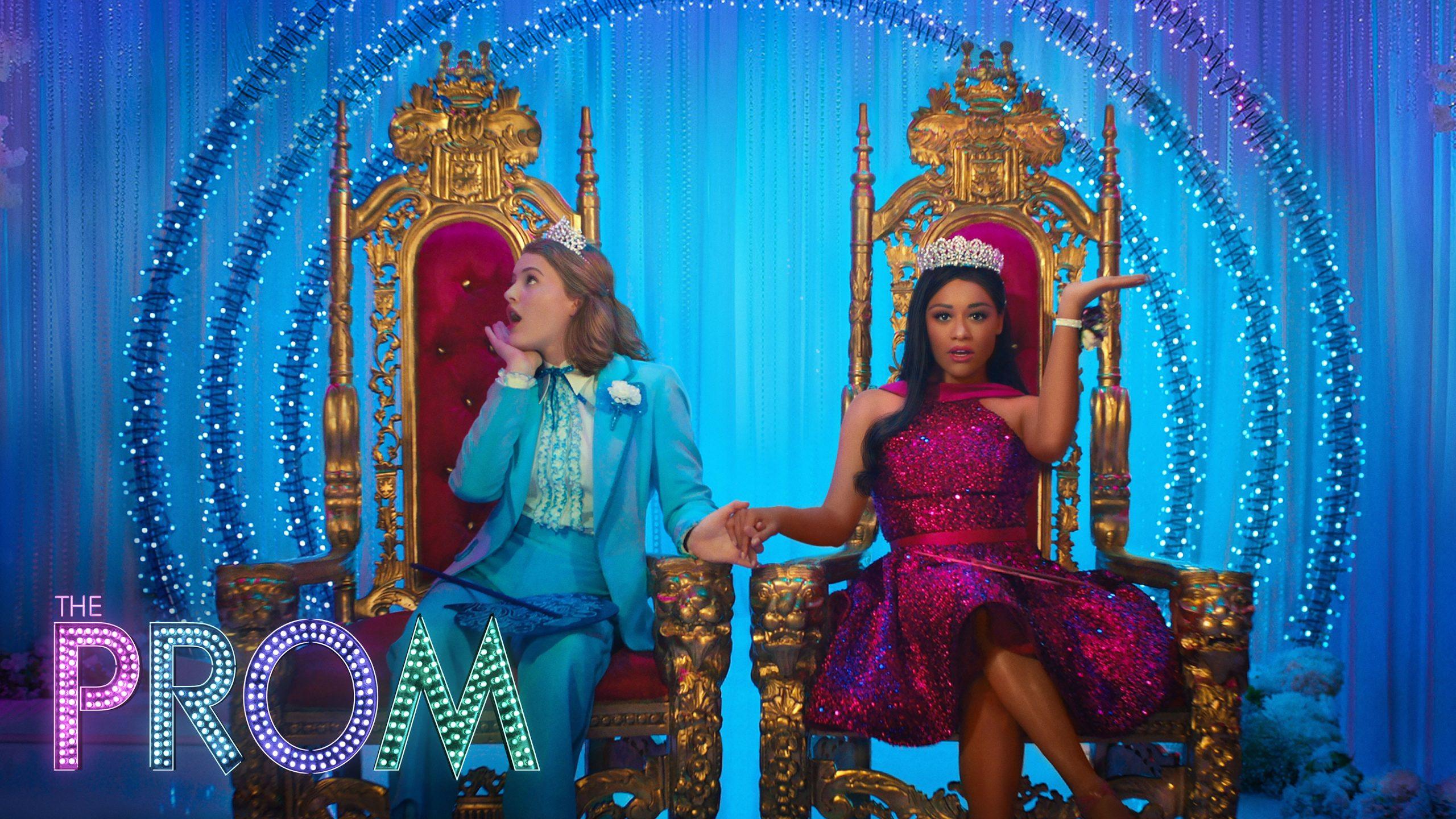 The Prom | Netflix Story Art Concept, Finishing & Illustration