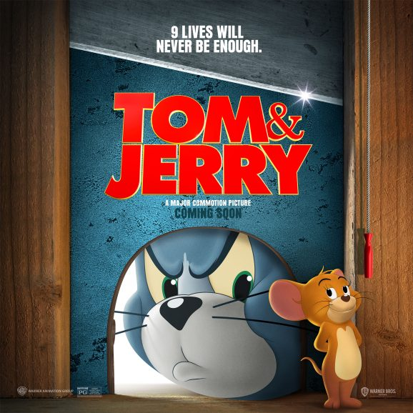 Tom & Jerry | Finishing & Illustration