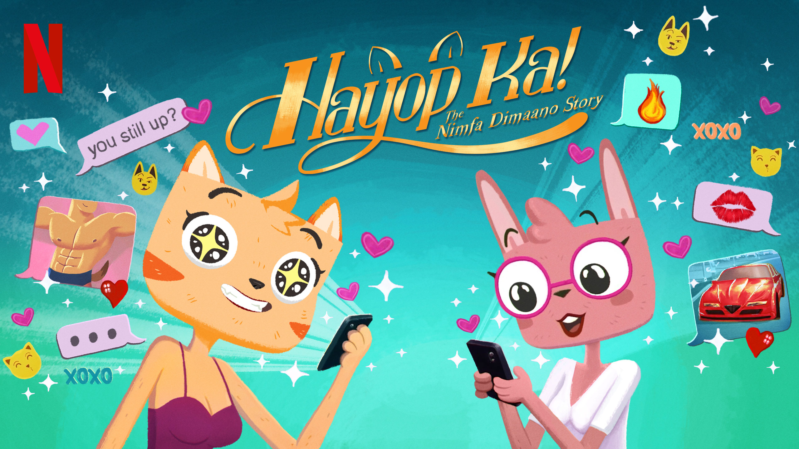 Hayop Ka! | Netflix DA Concept, Finishing & Illustration