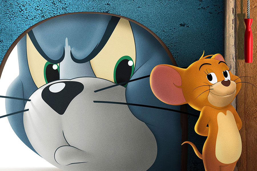Tom & Jerry Project