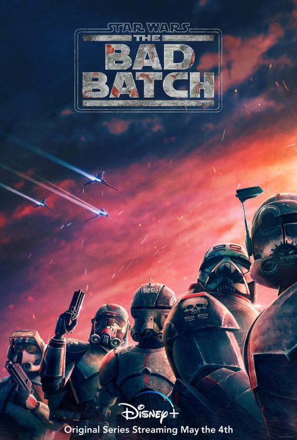 The Bad Batch | Poster Finishing & Illustration