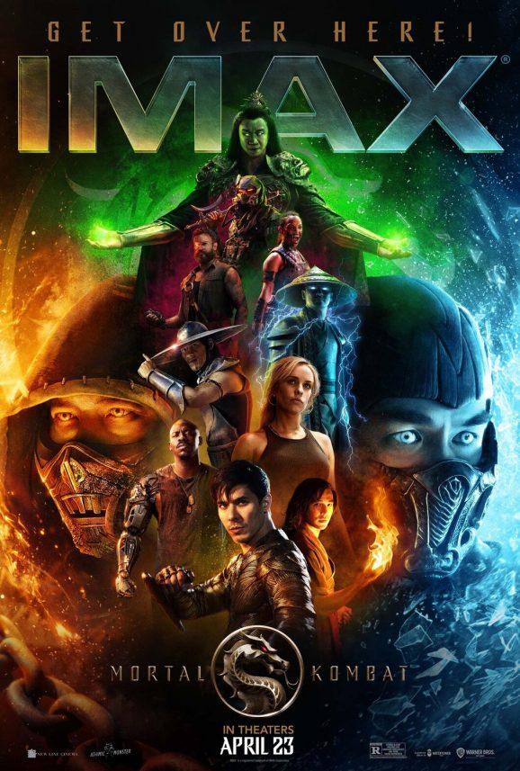 Mortal Kombat | Poster Finishing & Illustration