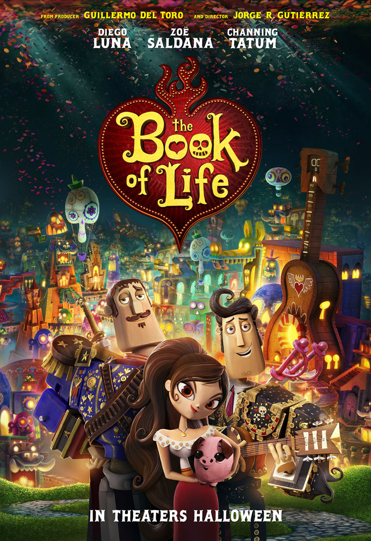 The Book of Life | Standee