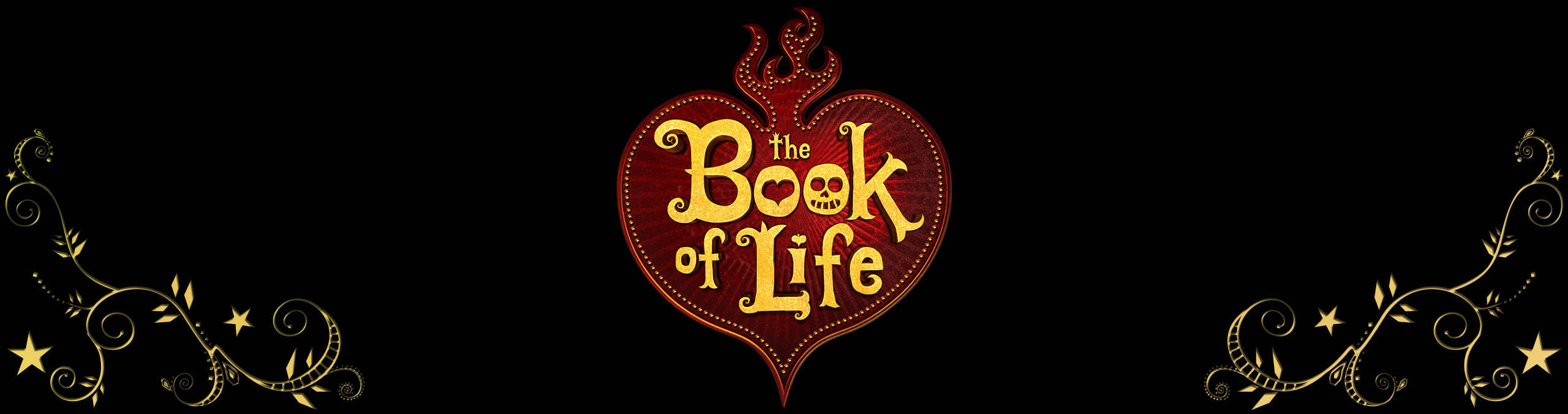 The Book of Life Logo